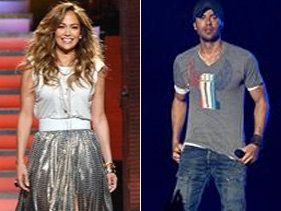 Jennifer Lopez Enlists Enrique Iglesias For First World Tour