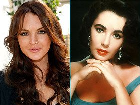 Lindsay Lohan Will Play Elizabeth Taylor