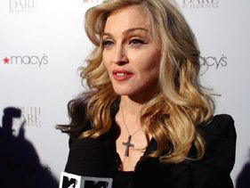 Madonna Promises 'A Feast For The Eyes' On MDNA Tour