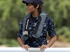 Rihanna Wanted To Be 'Badass,' Not A Love Interest In 'Battleship'