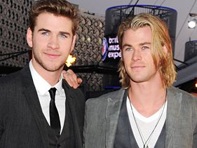 Chris And Liam Hemsworth: 2012 Box-Office Kings