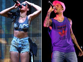 Chris Brown Drops 'Way Too Cold' Freestyle, Jabs At Rihanna?