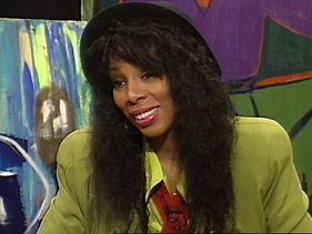 Donna Summer Calls Singing 'The Greatest Gift' In 1989