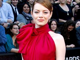 Emma Stone Nabs First 'MTV Trailblazer Award'