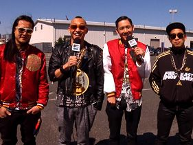 Far East Movement Drop 'Unexpected' Track With Tokio Hotel's Bill Kaulitz