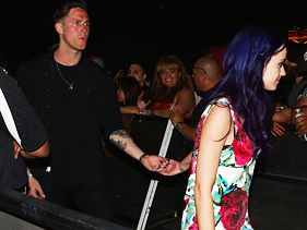 Katy Perry Splits From Boyfriend Robert Ackroyd