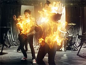 Linkin Park's 'Burn It Down' Video: Watch It!