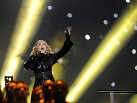 Madonna Targets Lady Gaga With 'Express Yourself'/ 'Born This Way' Mashup