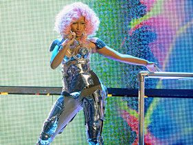 Nicki Minaj's Pink Friday Tour Is 'Intimate But Big'