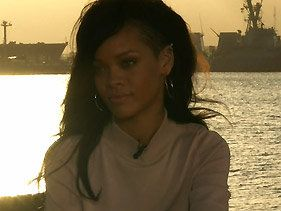 Rihanna 'Intimidated' By 'Battleship' Role