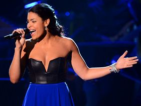 Whitney Houston, Jordin Sparks Sparkle On 'Celebrate' Duet