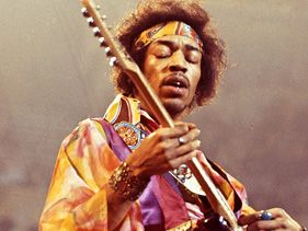 Jimi Hendrix, Jim Morrison To Get The Holo-Tupac Treatment?