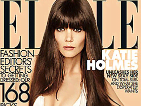 Katie Holmes Entering 'New Phase' In Her Life