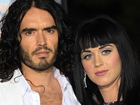 Katy Perry Fan Vandalizes Russell Brand Billboard