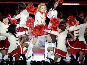 Madonna's MDNA Tour 'Amazed And Shocked' Martin Solveig