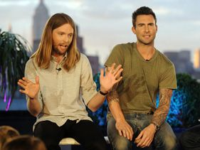 Maroon 5 'Born Again' With Pop-Heavy Overexposed