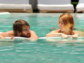 Miley Cyrus Shoots Down Rumor She's Cheating On Liam Hemsworth
