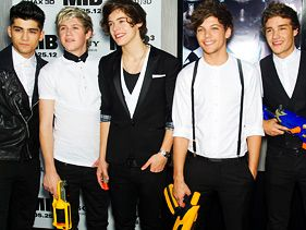 One Direction Set To Become Booming $100 Million Business