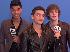 The Wanted Cool Down 'Chasing The Sun' For 'Ice Age' Video