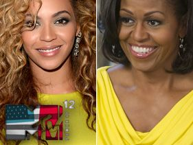 Beyonce Records Video For Michelle Obama