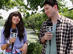 Carly Rae Jepsen, Owl City Go Camping For 'Good Time'