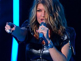 Fergie Enlists Pitbull For 'Step Up Revolution' Track