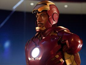 'Iron Man 3' Is 'As Serious As Shakespeare' For Robert Downey Jr.