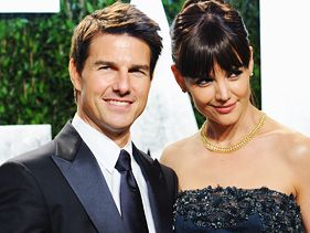 Katie Holmes And Tom Cruise Reach Divorce Settlement
