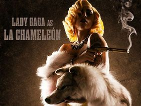 Lady Gaga To Make Acting Debut In 'Machete Kills'