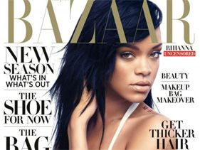 Rihanna 'Afraid' Of Falling In Love Again