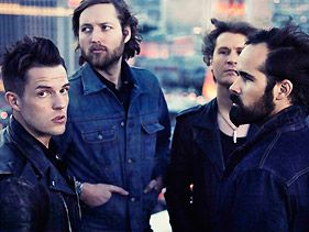 The Killers To Return On September 18 With Battle Born
