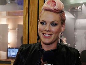 The Truth About Pink: She's Not Happy Being Happy