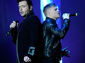 Westlife Call Boy-Band Breakup 'Strange'