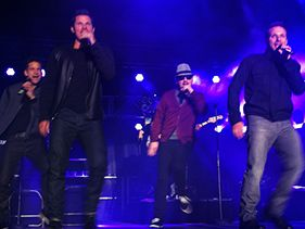98 Degrees 'Definitely' Making New Music