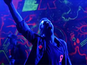 Coldplay, Jack White Take On VMA Rookies For Best Rock Video