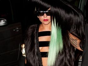Lady Gaga Defends Her Fur Coats And 'Fabulous' Kim Kardashian