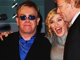Madonna Extends Thorny Olive Branch To Elton John