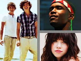 One Direction, Frank Ocean Lead VMA New Class