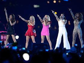 Spice Girls Reunion? Mel B Says She's 'Up For It'