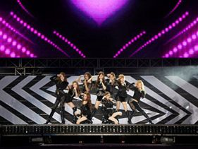 18,000 Tickets For Sale For SMTOWN Live World Tour III in Singapore
