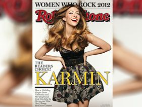 Karmin Land Cover of Rolling Stone's 'Women Who Rock' Issue