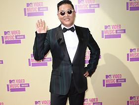 Psy Still Can't Believe His Big Night At 2012 VMAs