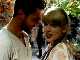 Taylor Swift's 'Never Ever' Ex-Boyfriend Is Used To Stripping On Set