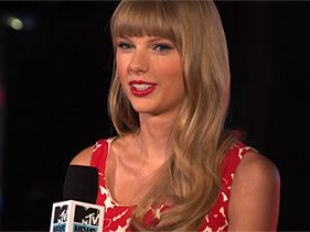 Taylor Swift's Red Hot Road To The 2012 VMAs