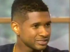 Usher Tells Oprah Why He Isn't An 'Absentee Father'