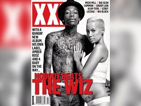 Wiz Khalifa And Amber Rose Will 'Go Hard' At Parenting