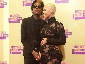 Wiz Khalifa 'Backflipped' At Amber Rose Pregnancy News