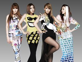 2NE1's Global Tour 2012 – New Evolution Hits Malaysia