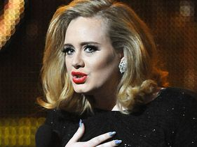 Adele Welcomes A Son!