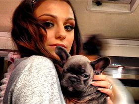 Cher Lloyd Gushes About New Love, Buddy
